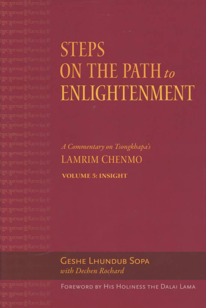 Steps on the Path to Enlightenment, Vol. 5-front.jpg