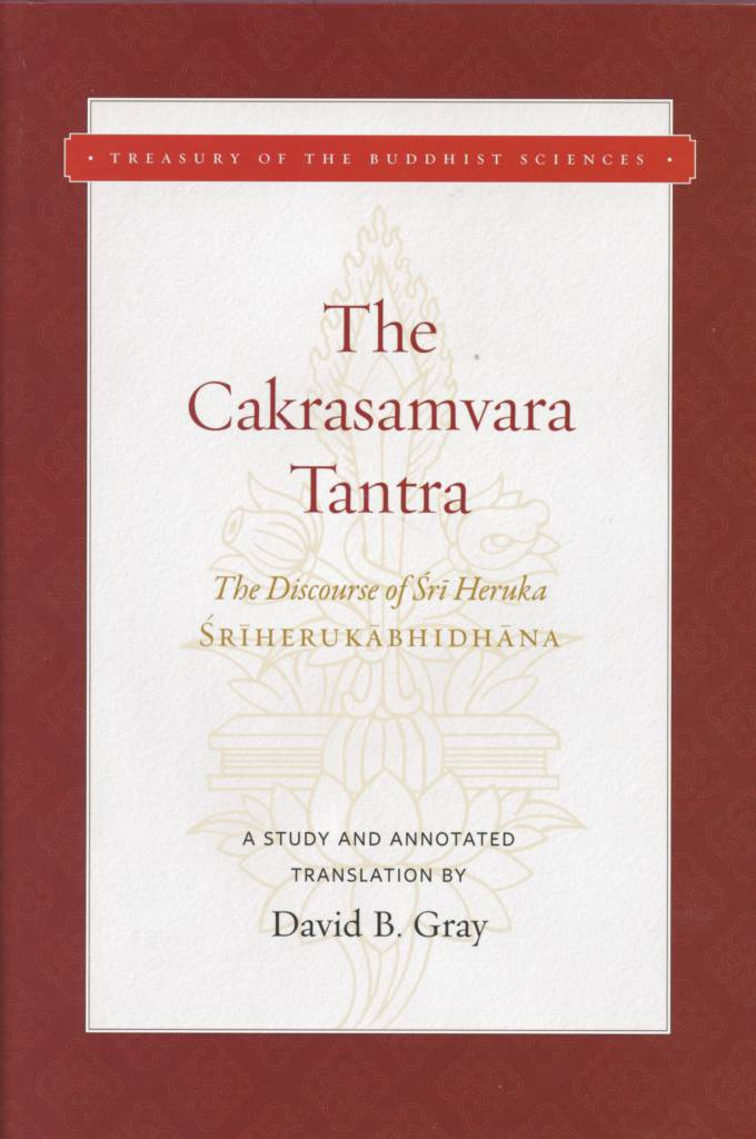 The Cakrasamvara Tantra (The Discourse of Sri Heruka) - A Study and Annotated Translation (2019)-front.jpg