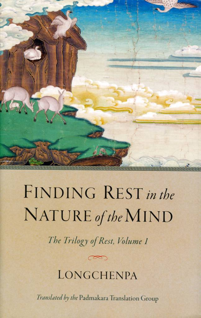 Finding Rest in the Nature of the Mind-front.jpg