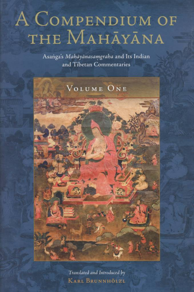 A Compendium of the Mahāyāna Volume One-front.jpg