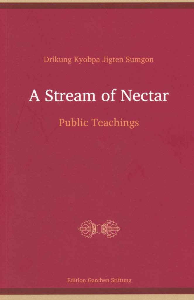 A Stream of Nectar-front.jpg