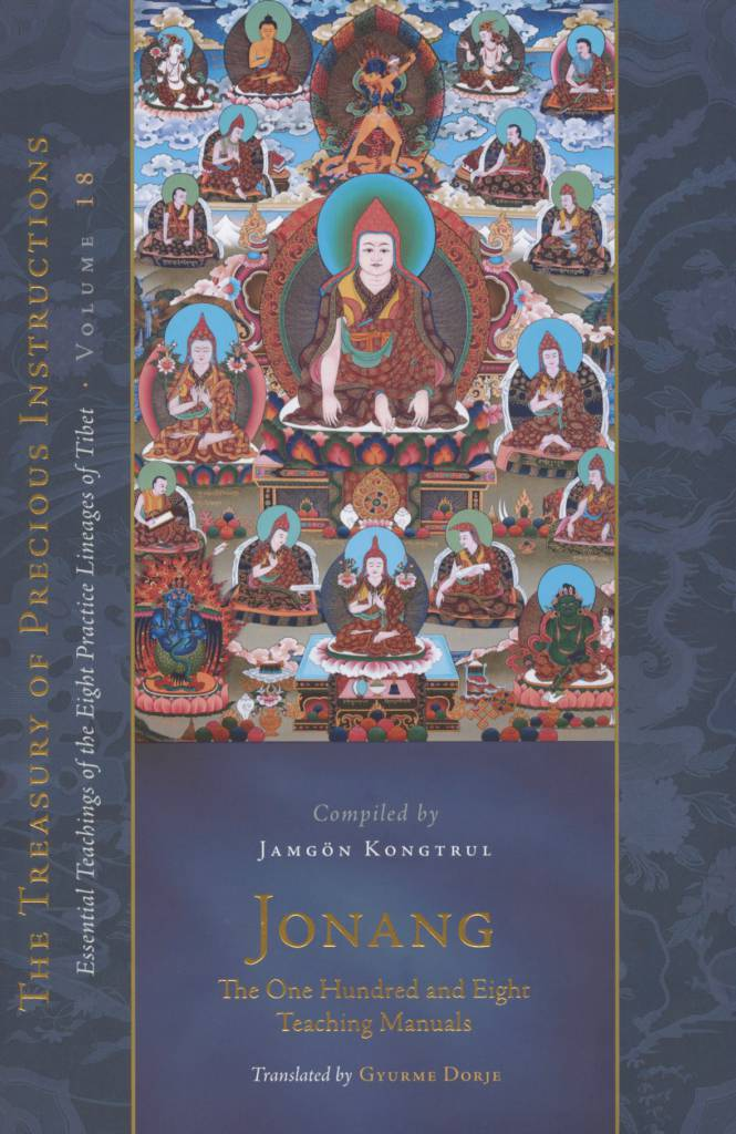 Jonang The One Hundred and Eight Teaching Manuals-front.jpg
