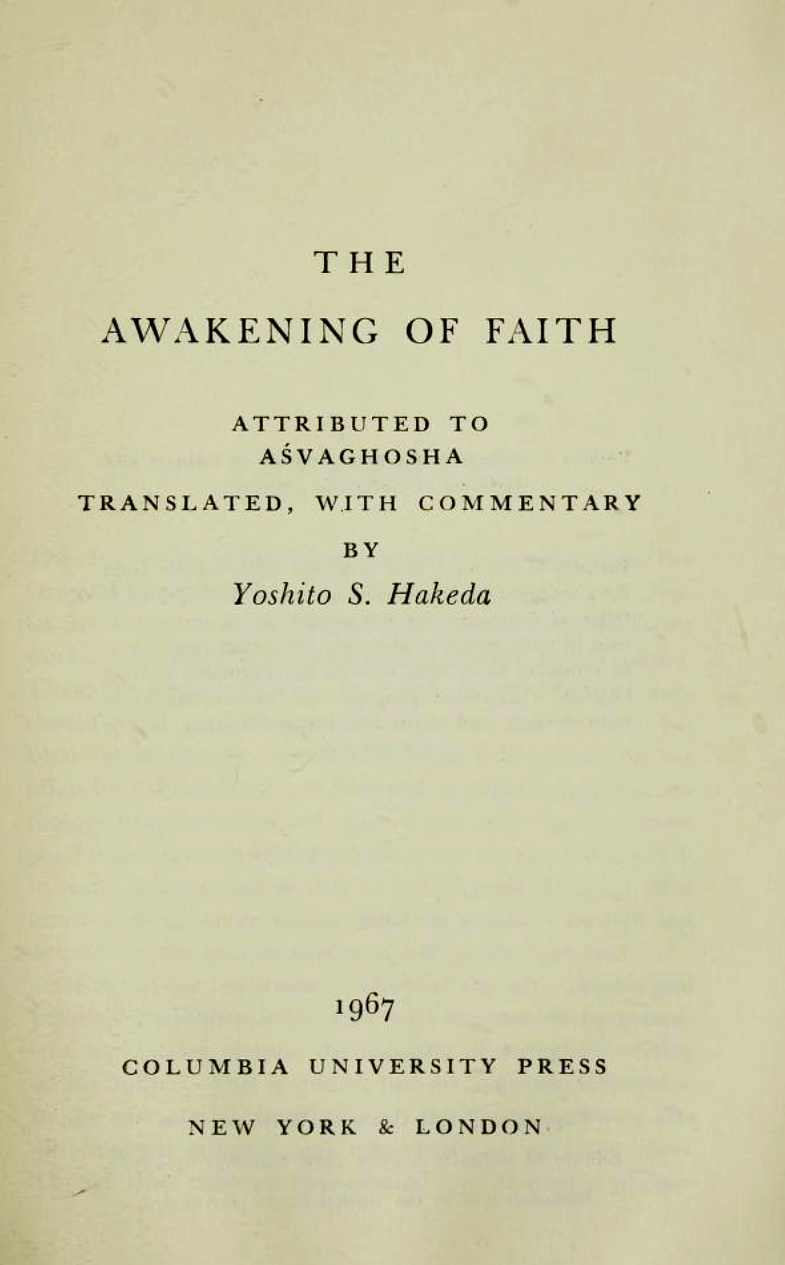 The Awakening of Faith (1967)-front.jpg