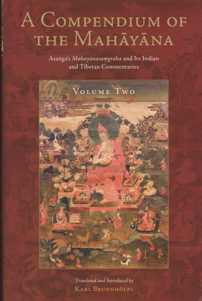 A Compendium of the Mahāyāna Volume Two-front.jpg