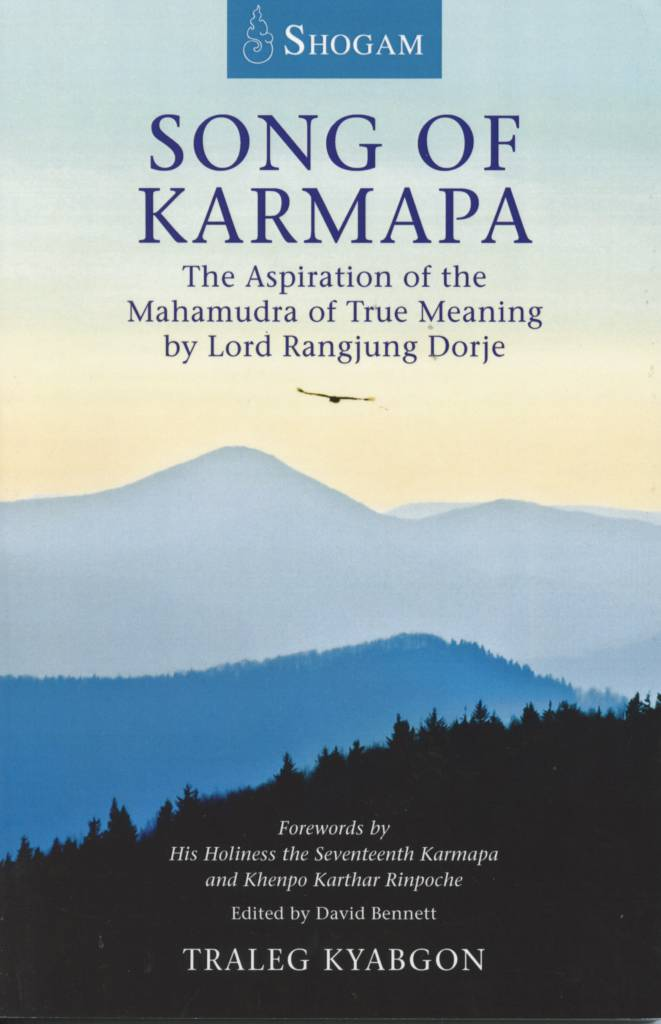 Song of Karmapa Commentary by Traleg Kyabgon-front.jpg