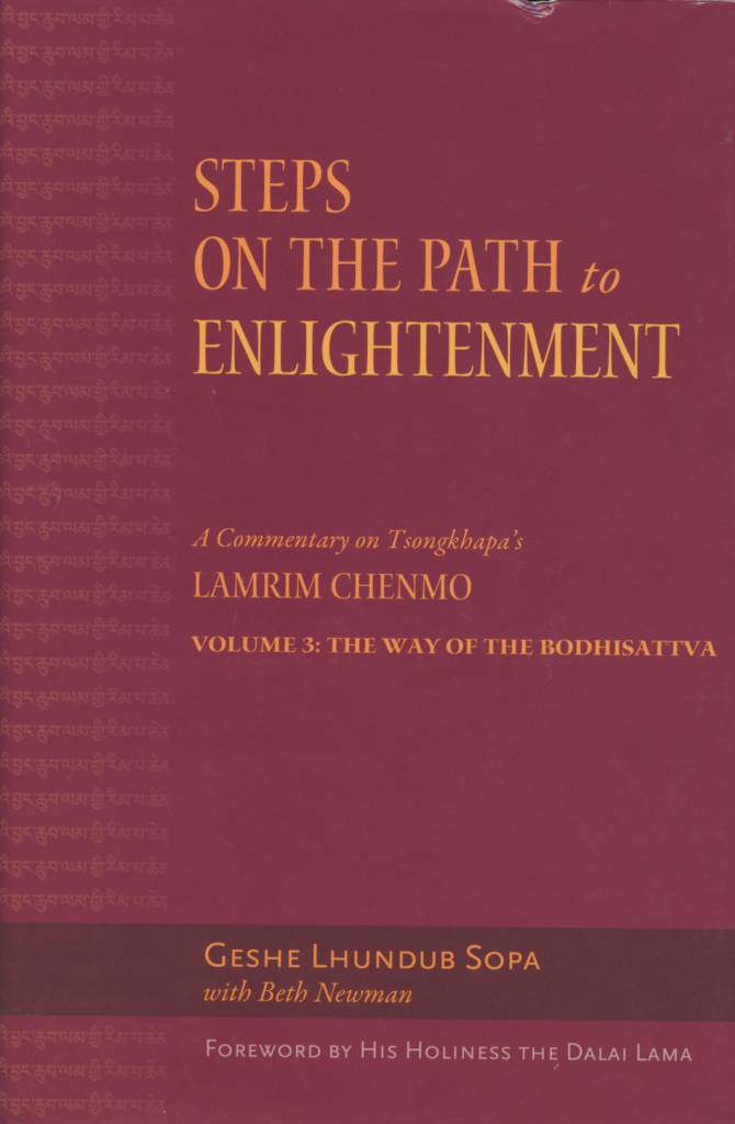 Steps on the Path to Enlightenment, Vol. 3-front.jpg