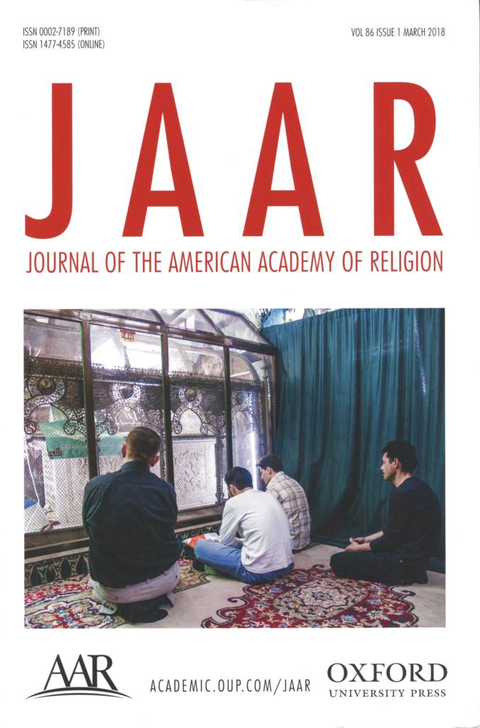 JAAR Vol. 86 No 1. (2018)-front.jpg