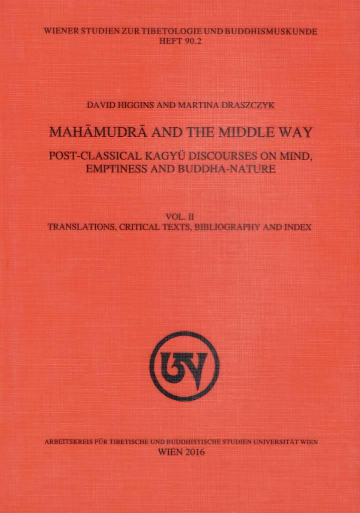 Mahamudra and the Middle Way - Vol. 2-front.jpg