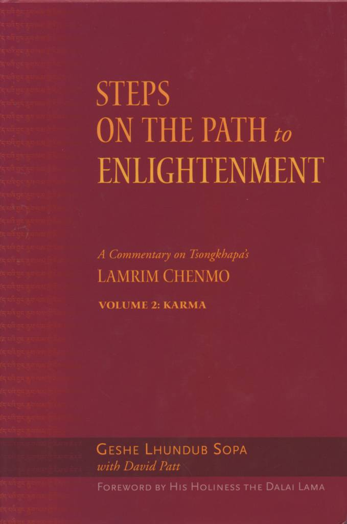 Steps on the Path to Enlightenment, Vol. 2-front.jpg