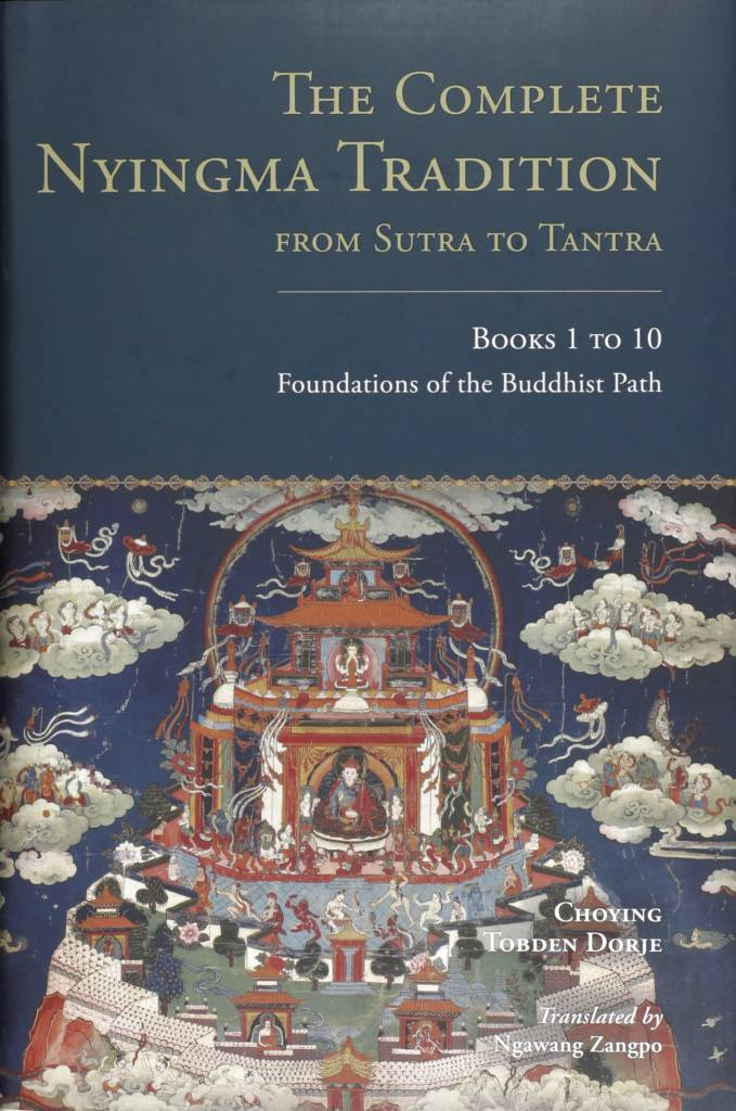 The Complete Nyingma Tradition From Sutra to Tantra, Books 1 to 10-front.jpg