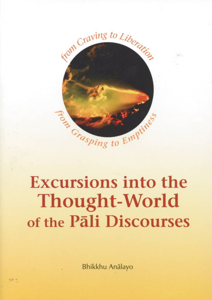 Excursions into the Thought-World of the Pāli Discourses-front.jpg