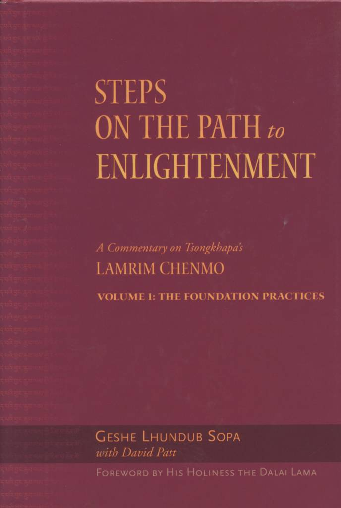 Steps on the Path to Enlightenment, Vol. 1-front.jpg