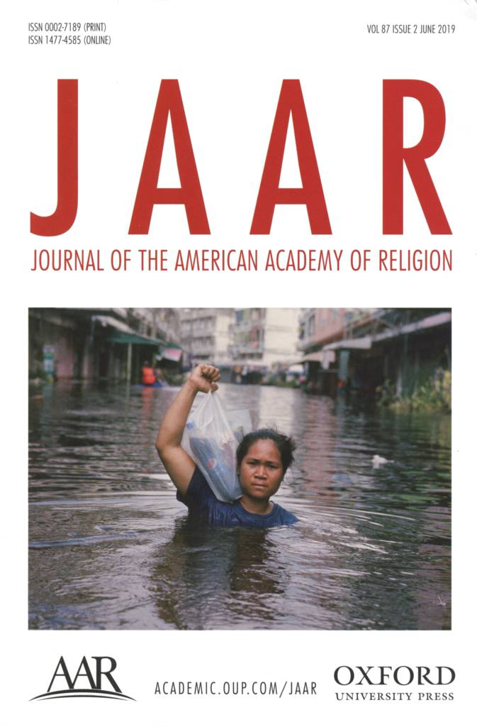 Journal of the American Academy of Religion Vol 87 Issue 2-front.jpg
