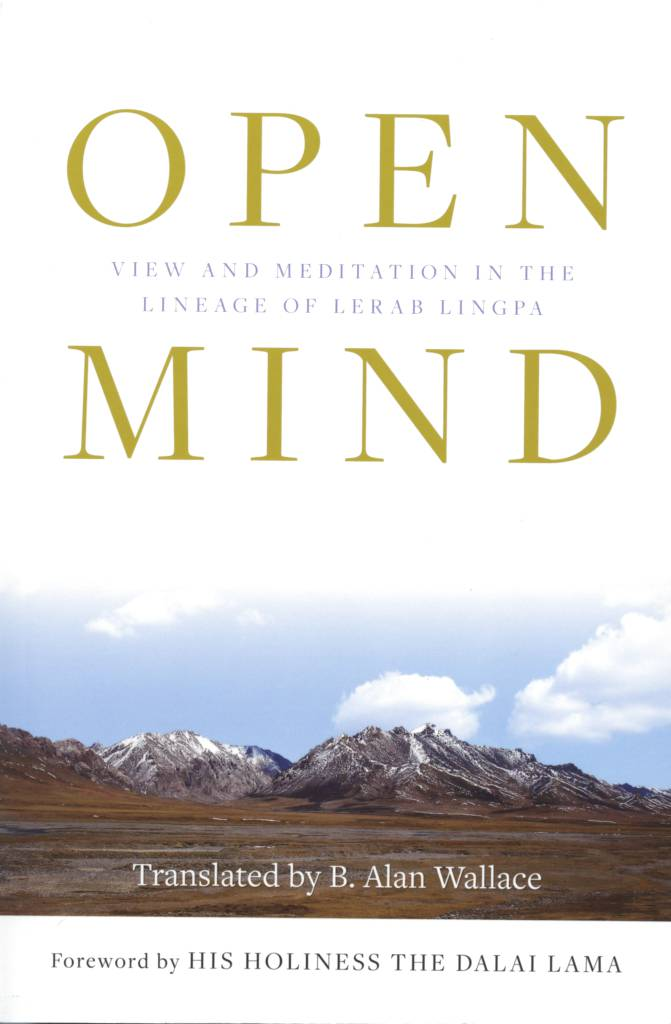 Open Mind View and Meditation in the Lineage of Lerab Lingpa-front.jpg